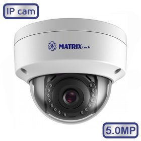 IP камера MATRIX MT-PTZ1080IP18XM PoE